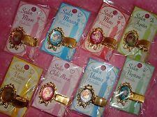 Sailor Moon Golden Pen Holder 8 Complete set 20th Japan Rare limited BANDAI