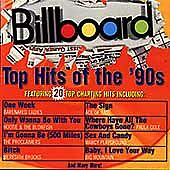 VARIOUS ARTISTS (COLLECTIONS) - Billboard Top Hits Of The 90's - CD - like new