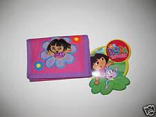 "Dora The Explorer Tri-Fold Wallet 4.5"" x 3.5"""