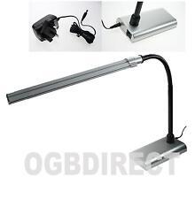 Energy Saving Desk Top Lamp LED Strip 25000 hours Gooseneck 3.6 Watt Angle LED