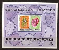 MALDIVE ISLANDS SGMS552 1975 SHELLS MNH