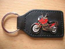 Schlüsselanhänger BMW F 650 S / F650ST rot red Motorrad MotorbikeArt. 0651