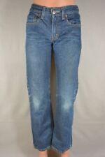 LEVI´S 514 Slim Straight Damen Jeans dunkelblau W26 L26 1/2; K31 374