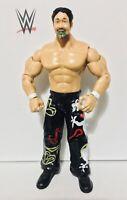 WWE TAJIRI WRESTLING FIGURE RUTHLESS AGGRESSION SERIES 10.5 JAKKS 2004