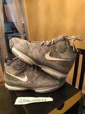 Nike Air Zoom Kobe Prelude 2 II Grey Silver Gold Sz 10 New DS Never Worn