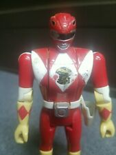 Power Rangers Red Flip Head