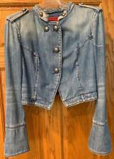 Miss Sixty Denim Jacket Blouson Size M Used
