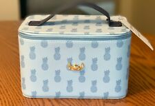 Authentic Loungefly Disney Lilo & Stitch Pineapple Cosmetic Train Case