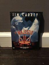 The Majestic (DVD, 2002, WS) Jim Carrey OOP