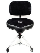 Roc n Soc Cycle Stool & Backrest - Black