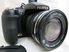 Fujifilm FinePix HS10 / HS11 compact 30x zoom lens Digital Camera *4 AA battery
