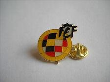 a6 SPAGNA federation nazionale spilla football calcio soccer pins badge spain