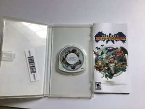 Ultimate Ghosts 'N Goblins (Sony PSP, 2006) Complete - Tested - Authentic