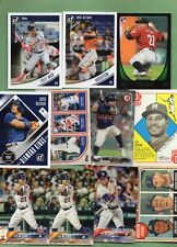 Jose Altuve (Houston Astros) 30 lot w/Rookie and Insert cards