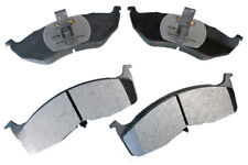 Disc Brake Pad Set-Semi-Metallic Pads Front,Rear Tru Star PPM642