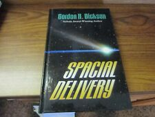 Spacial Delivery by Gordon R. Dickson 2003 Hardcover Large Print Book