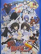 Windows PC GAME Maji de Watashi ni Koi Shinasai first limited edition with card