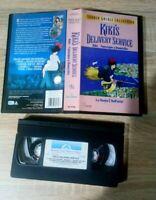 """VHS  """"Kiki's delivery service"""" """"Kiki-Consegne a domicilio"""" studio ghibli anime"""