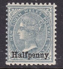 New South Wales ^1891# 92 hinged Victoria Classic $@sc400nsw0