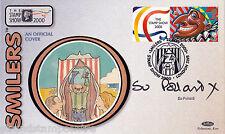 2000 TIMBRO Show-BENHAM seta di piccole dimensioni-firmato da su Pollard