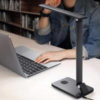MoKo LED Desk Lamp, Smart Touch Stylish Metal Table Lamp,Rotatable Home Lights