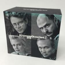 Kronos Quartet 25 Years Retrospective 10 CD Box Set