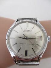 Vintage Marcel & Cie Men's Wristwatch Watch