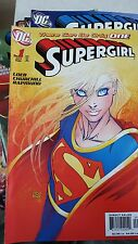 from Superman Supergirl Comic Lot 1-42 VF+ bagged
