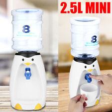 2.5 Liters Mini Penguin Water Dispenser Drink 8 Glasses Home Office Kids Gift