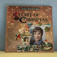 JULIE ANDREWS The Secret Of Christmas 1975 UK VINYL LP  EXCELLENT CONDITION