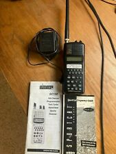 Uniden Bearcat Sportcat Sc150 Scanner Black Twin Turbo With Charger & Battery