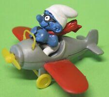 Schleich® Schlumpf 40222 Aeroplane Puffi Pitufo Schtroumpf Smurf™ (Nr.340)