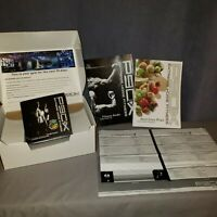 P90X Extreme Home Fitness DVD Set plus Fitness Guide & Nutrition Plan, Pre-owned