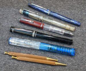 Fountain pen lot - TWSBI, Noodlers, Stipula, Nemosine, other