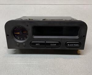 Saab 900 SID Information Display Control Unit Panel 4617320 OEM