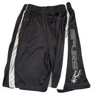 NBA San Antonio Spurs Basketball Shorts Men's Medium Black