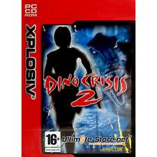 Dino Crisis 2 XPLOSIV PC Neuf sous Blister
