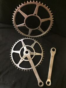 Williams C34 Chainset With Second Chainring, 46 And 50 Teeth