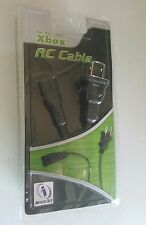 NEW Sealed interact 6 FT Heavy Duty AC Power Cord Cable For XBOX ORIGINAL SYSTEM
