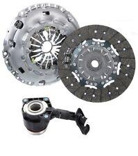Ford Focus C-Max II Kuga I II 2.0 TDCi 3 Pc Clutch Kit Fits LUK Flywheel 2003 ->