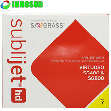 SubliJet HD Sublimation Yellow Ink Cartridge for Virtuoso SG400/SG800 - 29ml