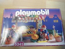"Playmobil Rosa Serie Set 5341 ""Marktstand""   NEU/selten"