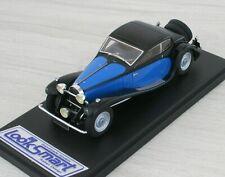 BUGATTI Type 50T 1930 - Black / Blue - LOOKSMART LS416D - 1/43