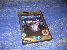StarCraft 1 e add on top tedesco rarità dei 1 parte PC Blizzard Top