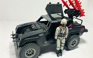 1980s GI Joe Cobra Stinger Night Attack ARAH 1984 COMPLETE Steering Wheel Driver