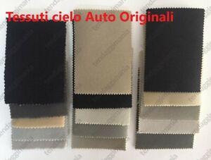 Tessuto Rivestimento Cielo Tetto Auto Tettuccio Sottotetto vari modelli e colori