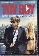 Dvd **TOY BOY** con Ashton Kutcher nuovo 2009