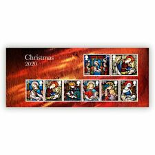 GREAT BRITIAN 2020 Christmas 2020 SHEET (3-11)