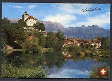 C1980's View of Werdenberg, Switzerland
