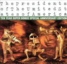 THE PRESIDENTS OF THE UNITED STATES OF AMERICA - PRESIDENTS OF THE UNITED STATES